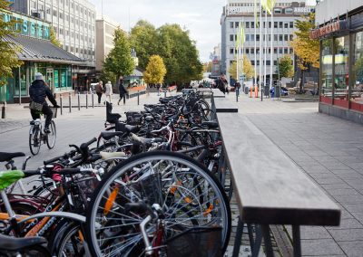 Vaasan kaupungin pyöräilyn kustannustehokkaat edistämiskeinot