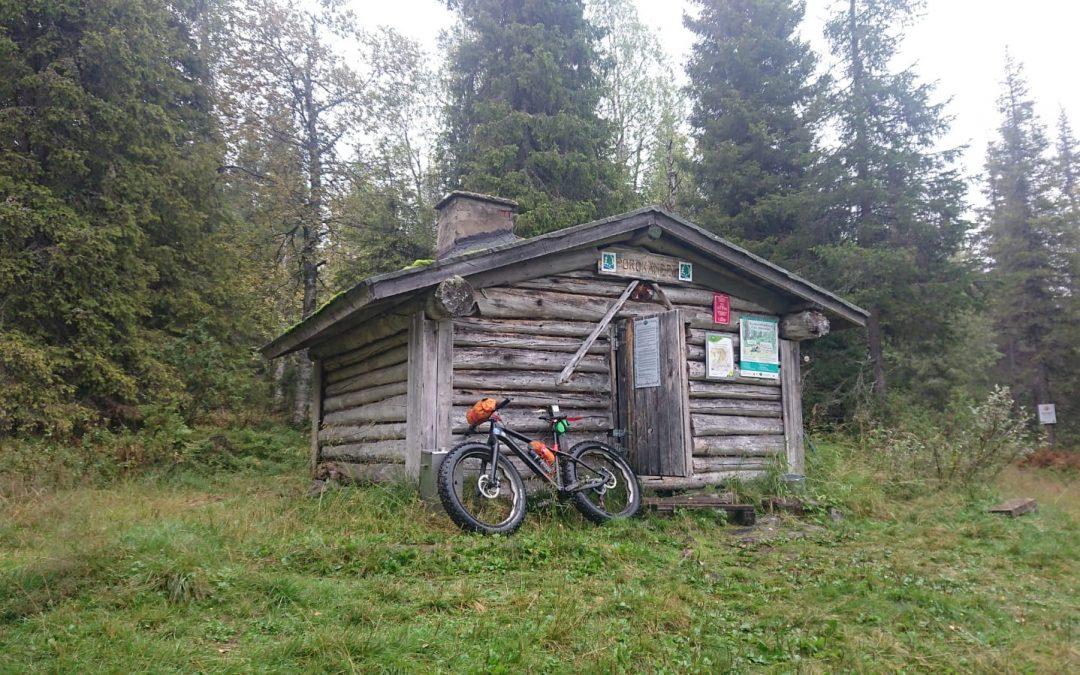 Maastopyöräilyhanke Vaara-Kainuuseen