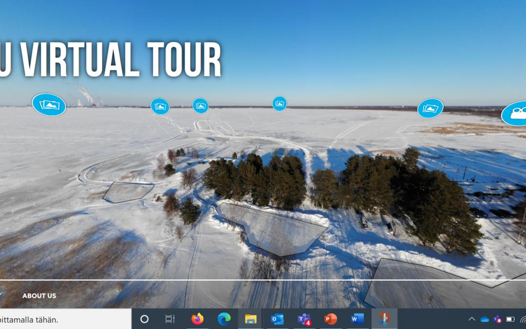 Oulua virtuaalisesti maailmalle